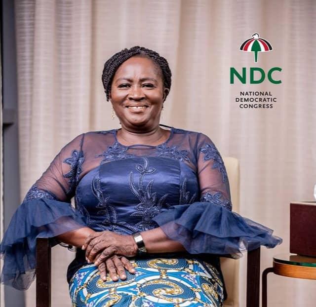 Prof Jane Naana Opoku- Agyemang